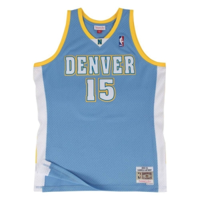 M&N G2二代 Swingman復古球衣 金塊隊 03-04 #15 Carmelo Anthony