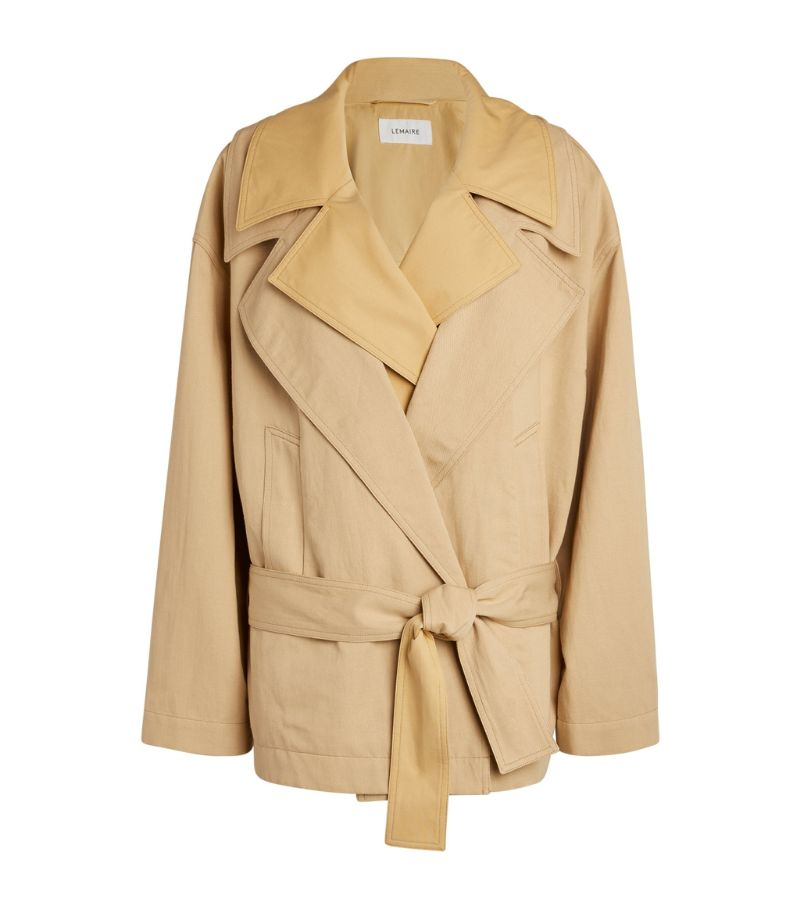 Lemaire Trench Blouson Jacket
