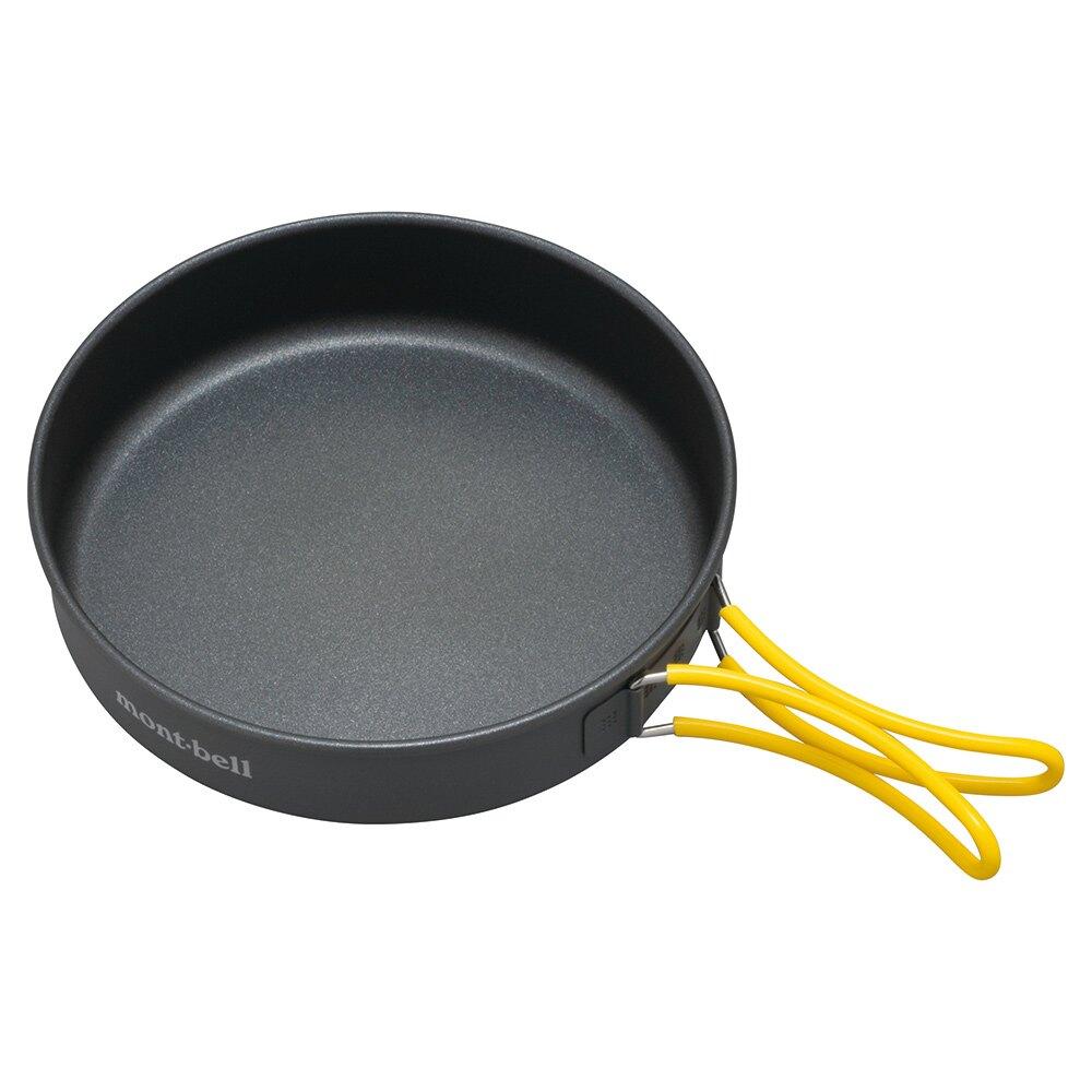 【【蘋果戶外】】mont-bell 1124697 16 煎盤 鋁製平底鍋 ALPINE FRYING PAN 登山輕量化裝備 露營
