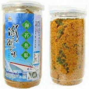 澎湖之味海苔魚鬆 海苔魚鬆