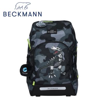 Beckmann-AIR擴充護脊書包20~25L-迷彩酷龍