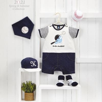 KUKU酷咕鴨 棒球球衣禮盒