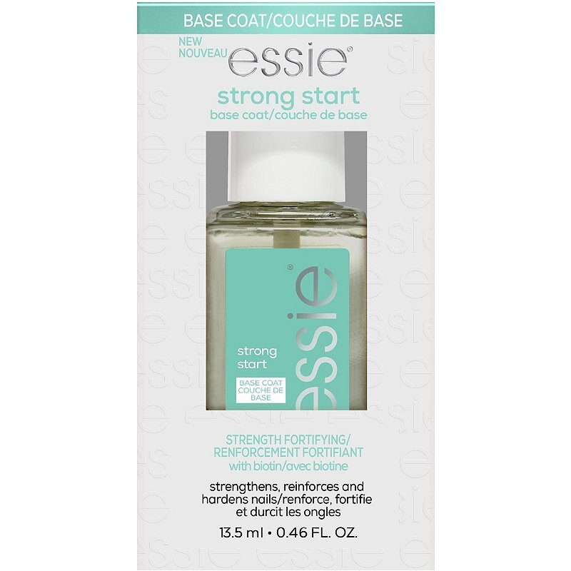 【彤彤小舖】Essie Strong Start 加護硬甲基底油 生物素硬甲底油 13.5ml