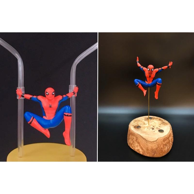 ️蜘蛛人 返校日 公仔重繪 客製上色 Toyman Eddie