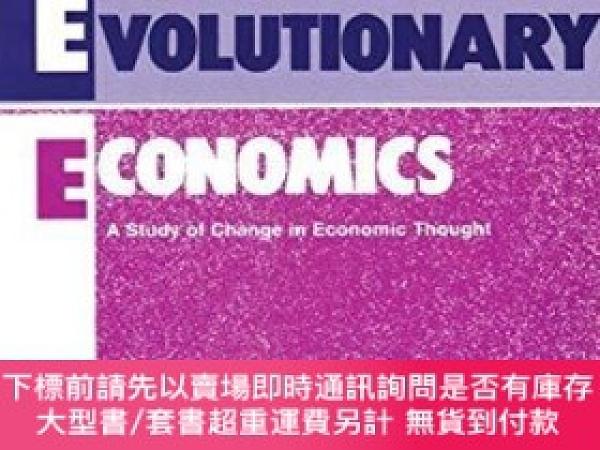 二手書博民逛書店Evolutionary罕見EconomicsY255174 Hamilton, David Routledg