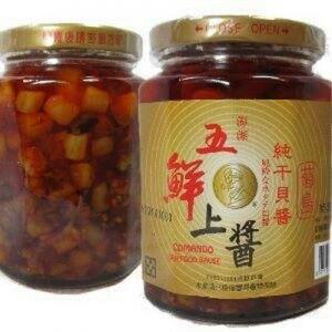 菊島純干貝醬[小辣] 干貝醬