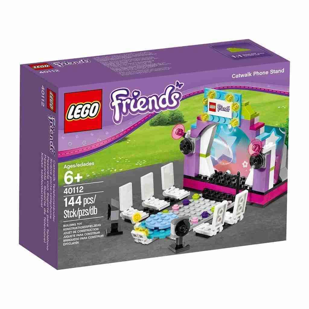 LEGO 樂高 Friends 好朋友系列 伸展台 手機架 40112