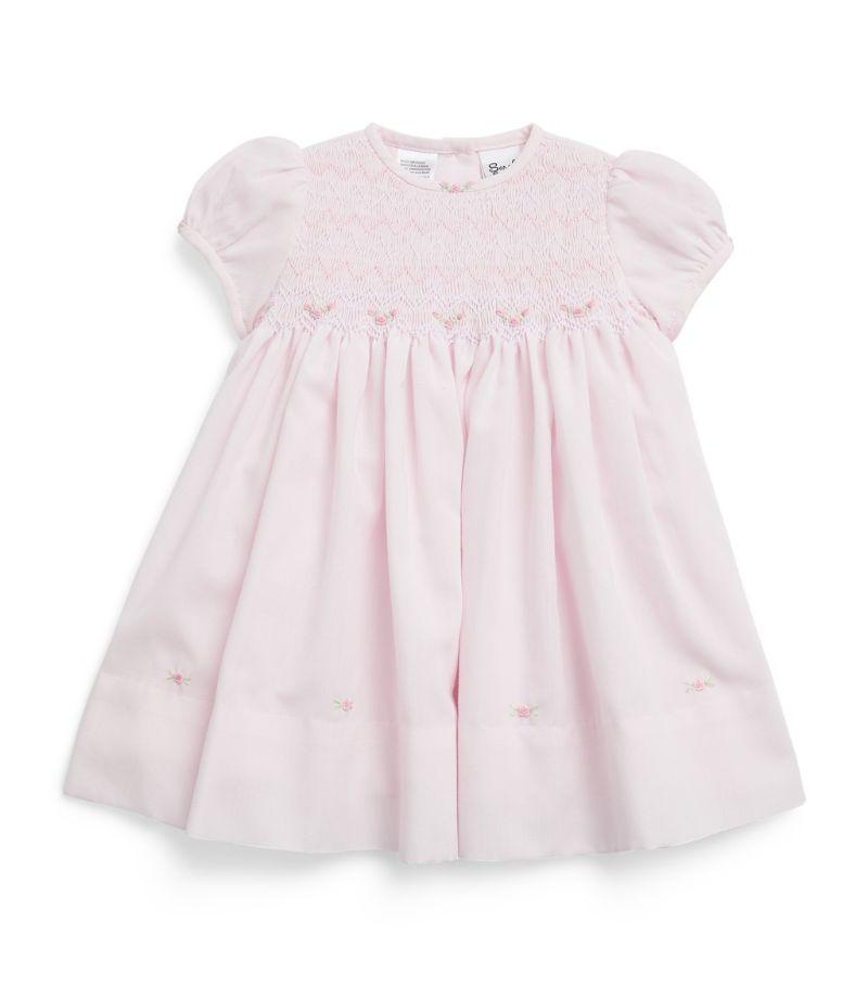 Sarah Louise Smocked Dress (3-18 Months)