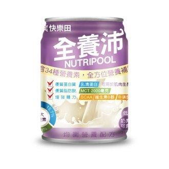 【快樂田生技】全養沛 均衡營養飲 芋頭風味 250ML/24罐 (即開即飲)