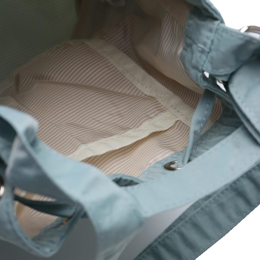限時 滿3千賺10%點數↘ | ~雪黛屋~KANGOL 水桶包小容量束口型主袋簡易提袋固定型長背帶進口防水防尼龍布手提肩背斜側L60253018
