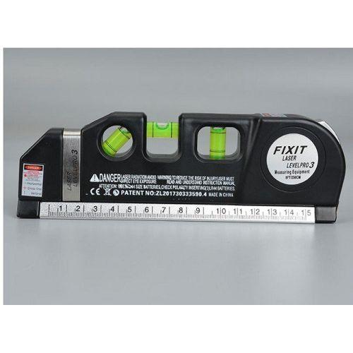 保固一年 高規帶磁 四合一 多功能雷射水平儀 水平標線尺 水平尺 雷射打線器 多功能雷射水平儀 雷射 水平儀