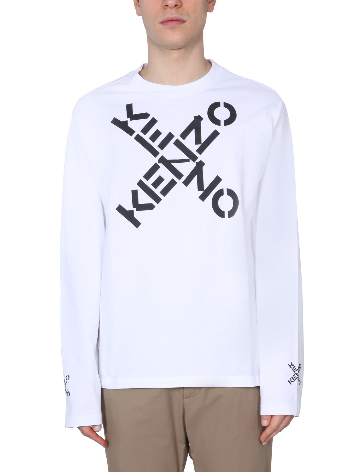kenzo crew neck t-shirt