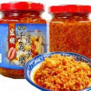 宏明干貝魚子醬[小辣]