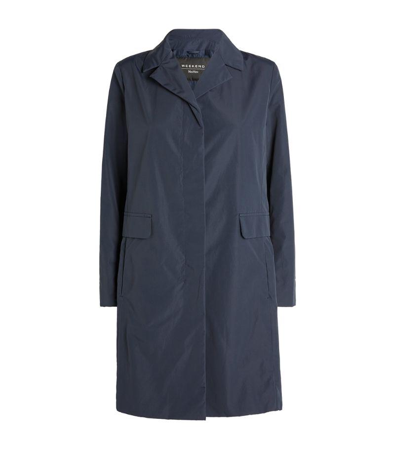 Weekend Max Mara Collared Raincoat