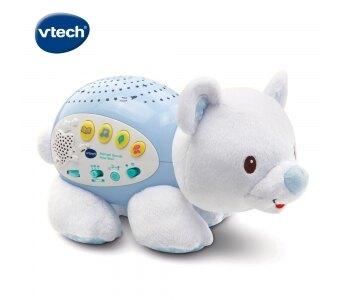 Vtech  星空投射音樂北極熊 河馬
