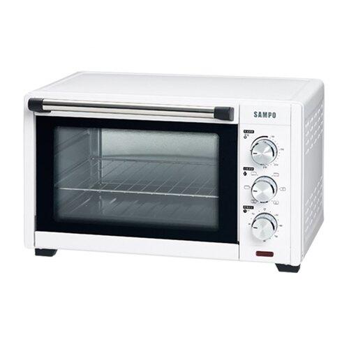聲寶 SAMPO 30L 電烤箱 /台 KZ-XJ30C