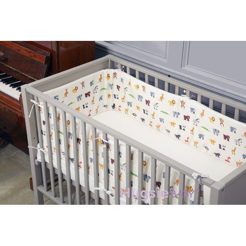 Hugsie BABY 嬰兒床圍-派對動物(300公分)★衛立兒生活館★