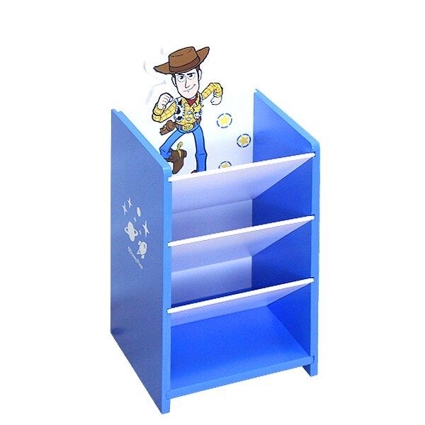 Disney 迪士尼 正版授權 胡迪 萌萌斜口 收納盒【蕾寶】