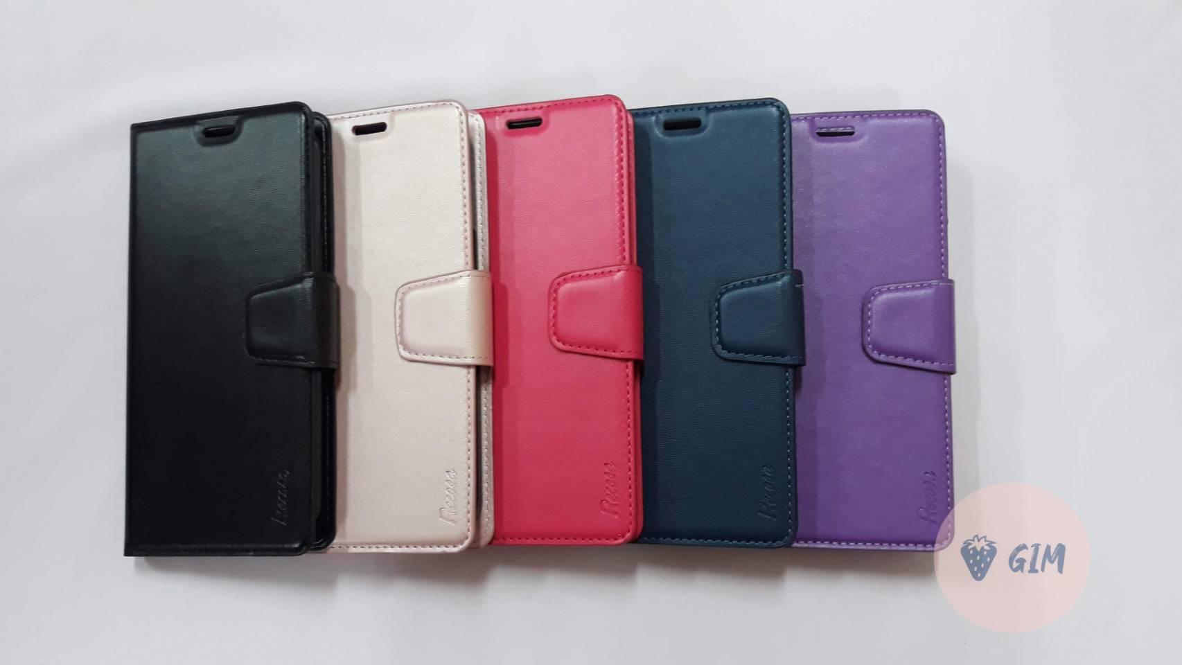 ASUS【Zenfone Live L1/ZA550KL】磁扣側掀皮套  手機書本式保護套