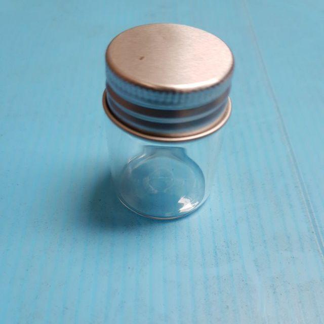 現貨 小玻璃罐 15ml 25ml小玻璃罐 分裝罐 出國 出游 旅行 分裝瓶