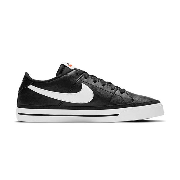 Nike Court Legacy 男鞋 黑 休閒 經典 基本 皮革 拼接 休閒鞋 CU4150-002
