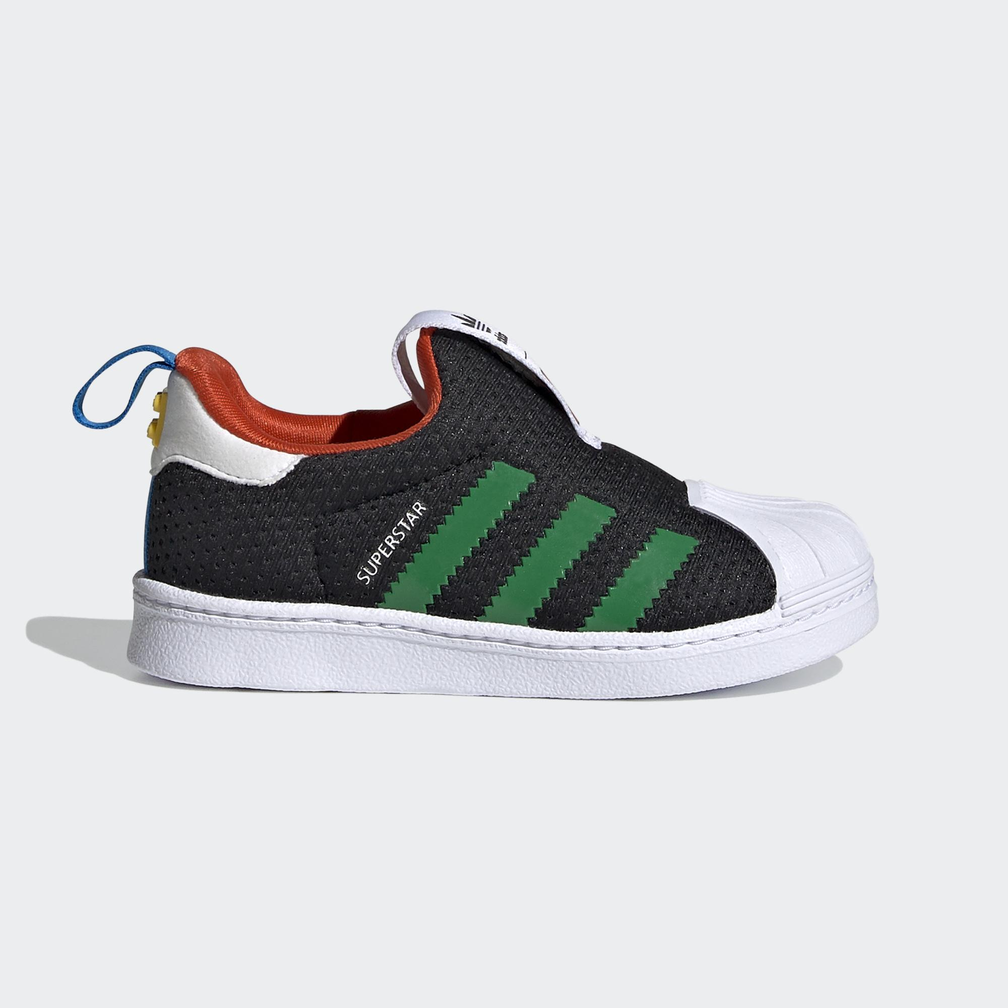 Superstar 360 x LEGO 經典鞋