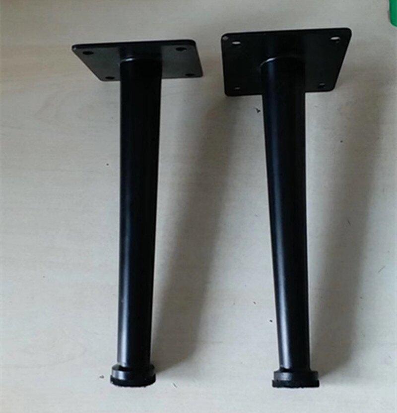 不鏽鋼櫥櫃腳 金色沙發腳電鍍拉絲鍍鈦沙發腿金屬腳不銹鋼傾斜錐管家具腳櫃子腿『XY12743』