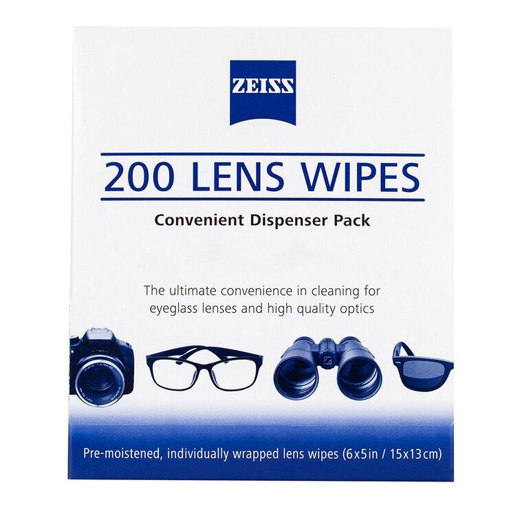 Zeiss 鏡面擦拭紙 200張