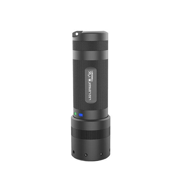《愛露愛玩》【LEDLENSER萊德雷神】獨特RGBW四色光設計 手電筒 T2QC 登山 露營 釣魚 夜跑 野營