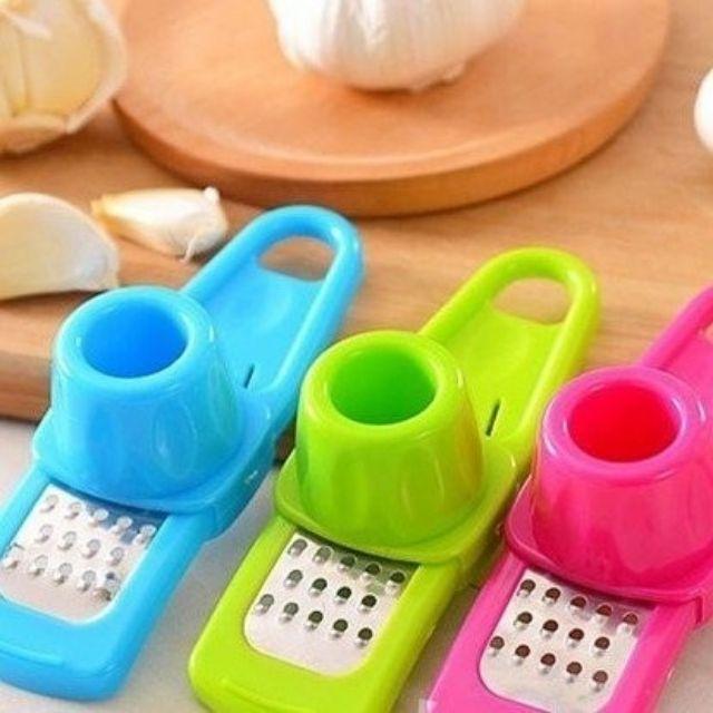 創意廚房 磨蒜器 磨泥器  磨薑器 料理器 廚房小幫手