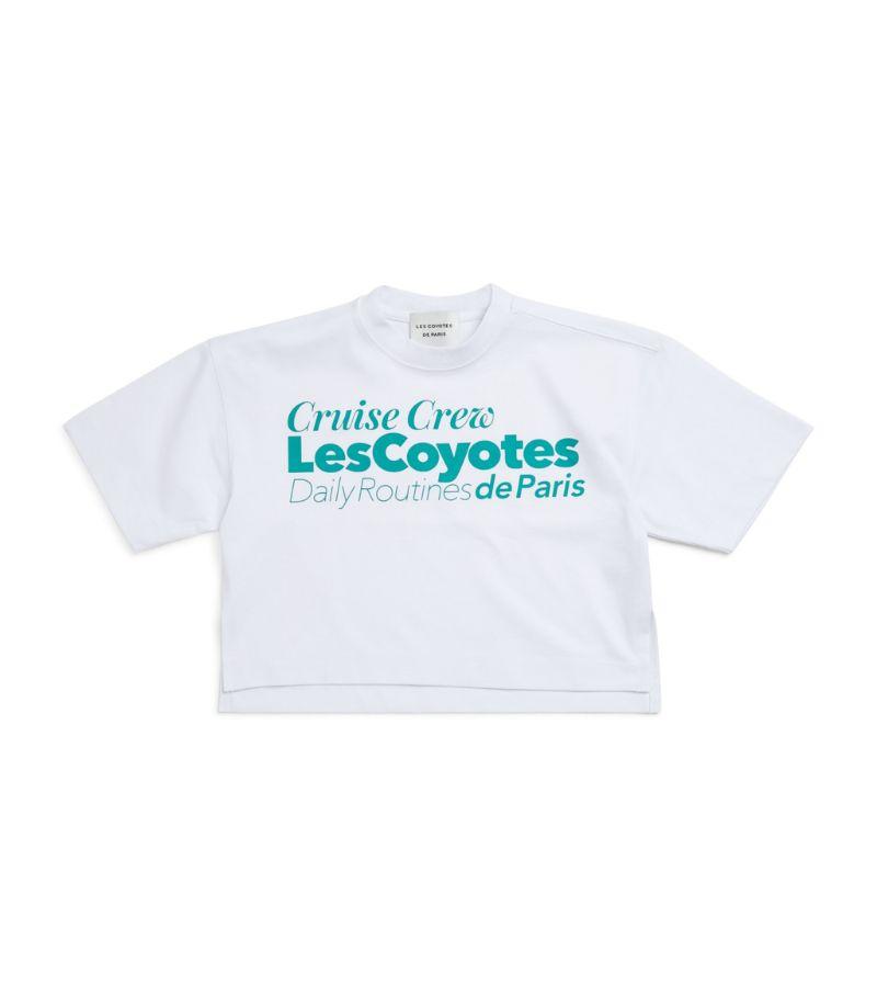 Les Coyotes De Paris Evelyn T-Shirt (8-16 Years)