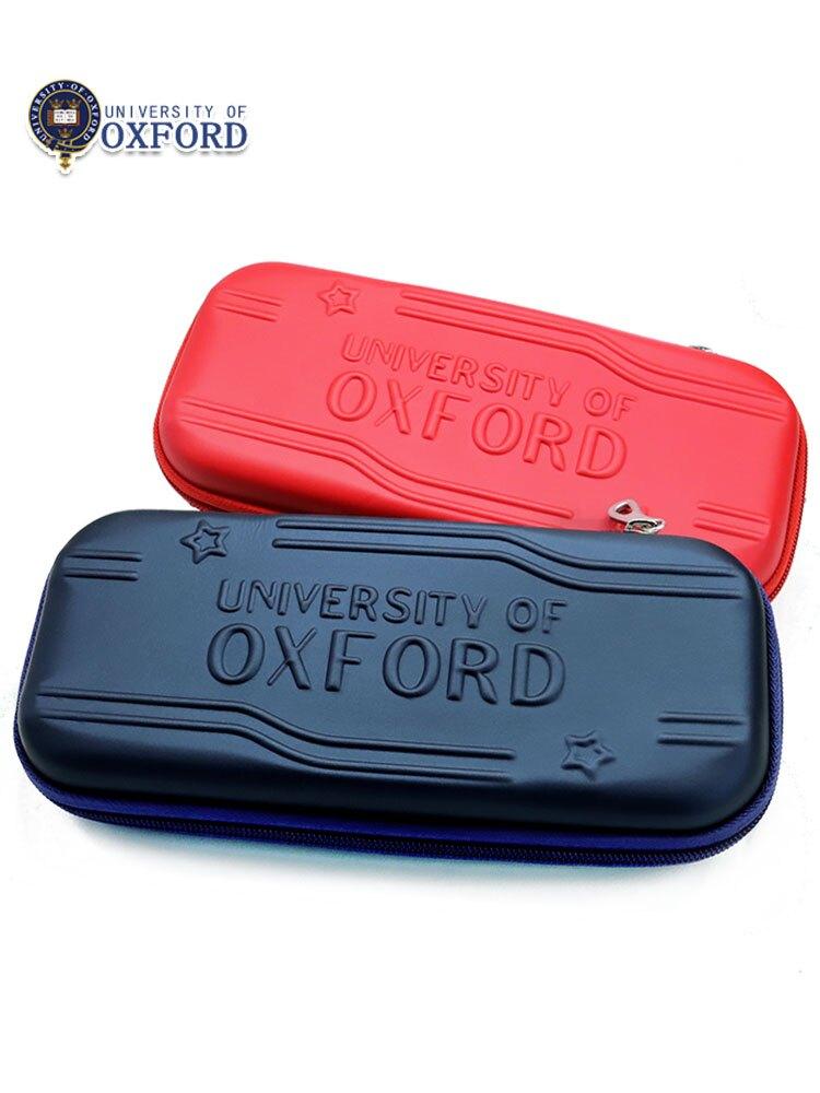 铅笔盒 牛津大學兒童筆袋小學生立體筆盒初中生男女孩文具盒鉛筆盒大容量 走心小賣場