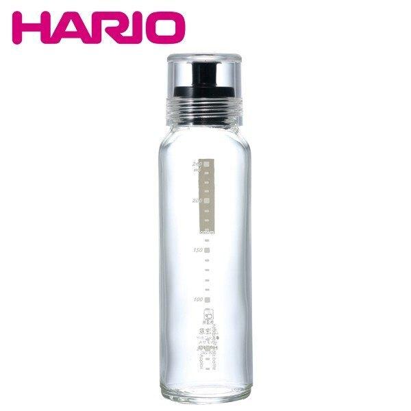 HARIO DBS-240B 玻璃調味瓶