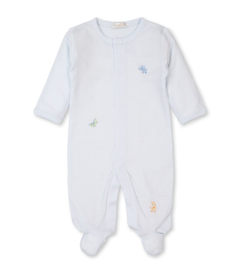 Kissy Kissy Animal Print All-In-One (0-9 Months)