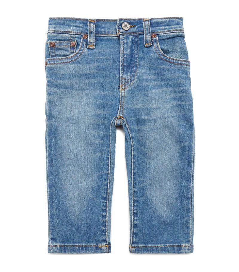 Ralph Lauren Kids Sullivan Slim Stretch Jeans (3-24 Months)