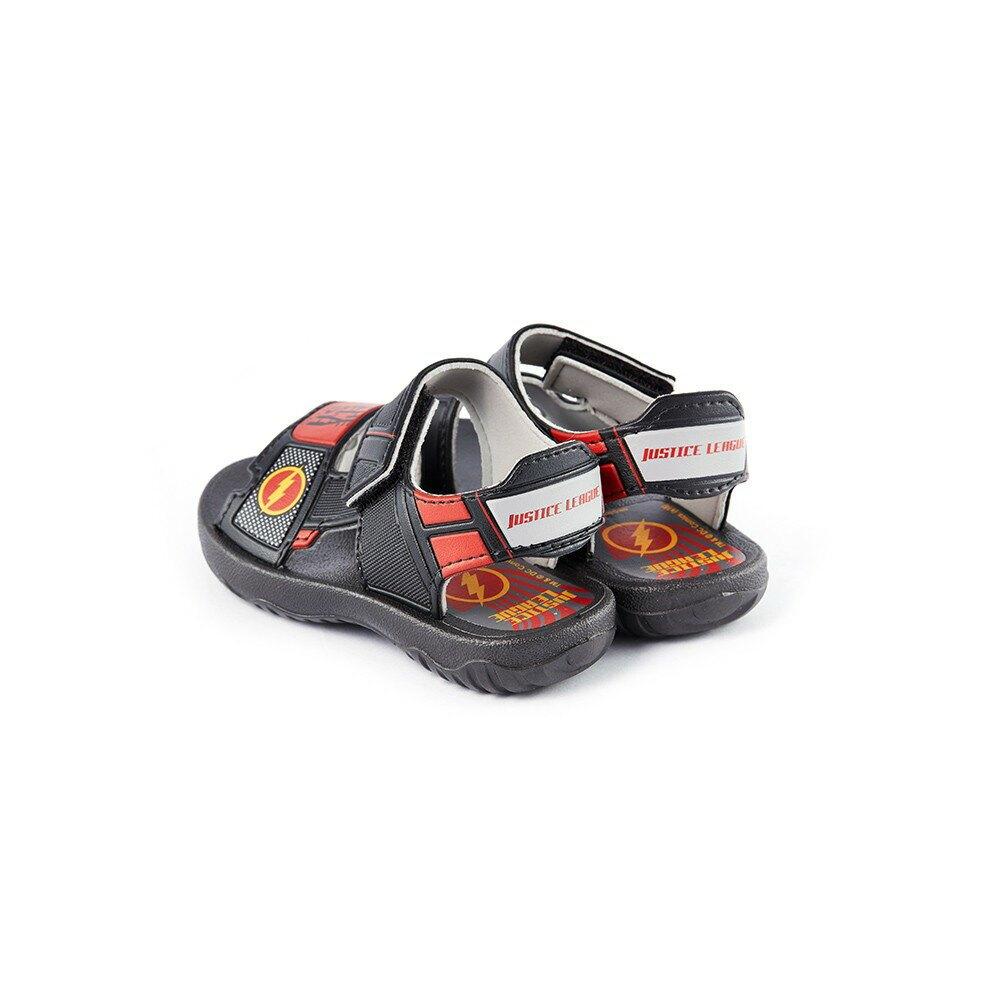 RIDER 運動涼鞋 LIGA DA JUSTICA POWER (寶寶款) (黑-RI2186802727)