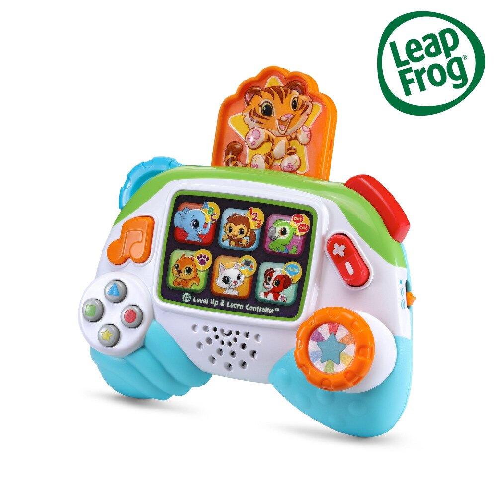 【LeapFrog】 美國跳跳蛙 動物遊戲機(粉色/白色)