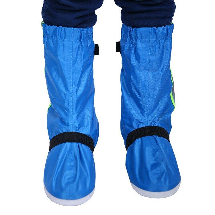 男女雪套戶外登山防雪鞋套防水透氣防沙防護腿套沙漠腳套 【妙吉生活館】