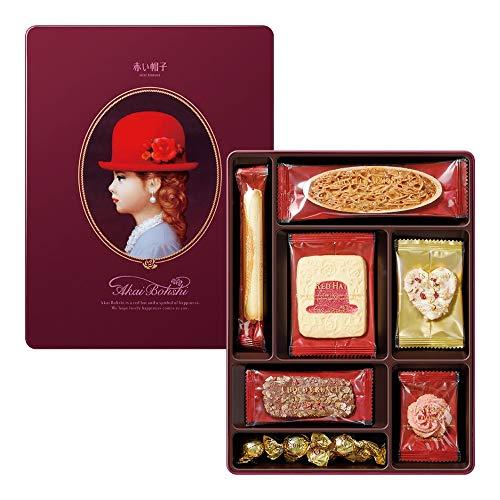 【豆嫂】日本零食 紅帽子 新版 紫帽子/ 精緻粉帽子禮盒