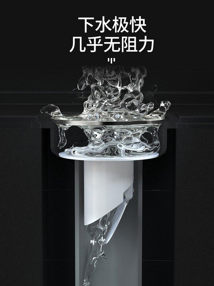 衛生間地漏防臭器防臭蓋防蟲防蟑螂防味地漏芯廁所下水道反味神器