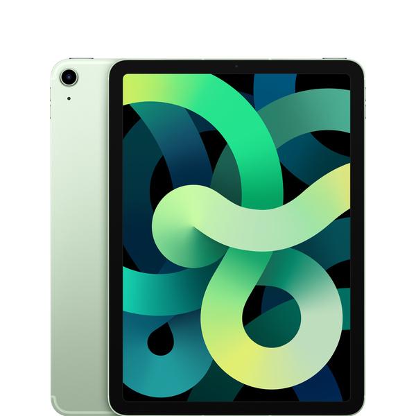10.9 吋 iPad Air Wi-Fi + 行動網路機型 64GB - 綠色 - Apple - MYH12TA/A