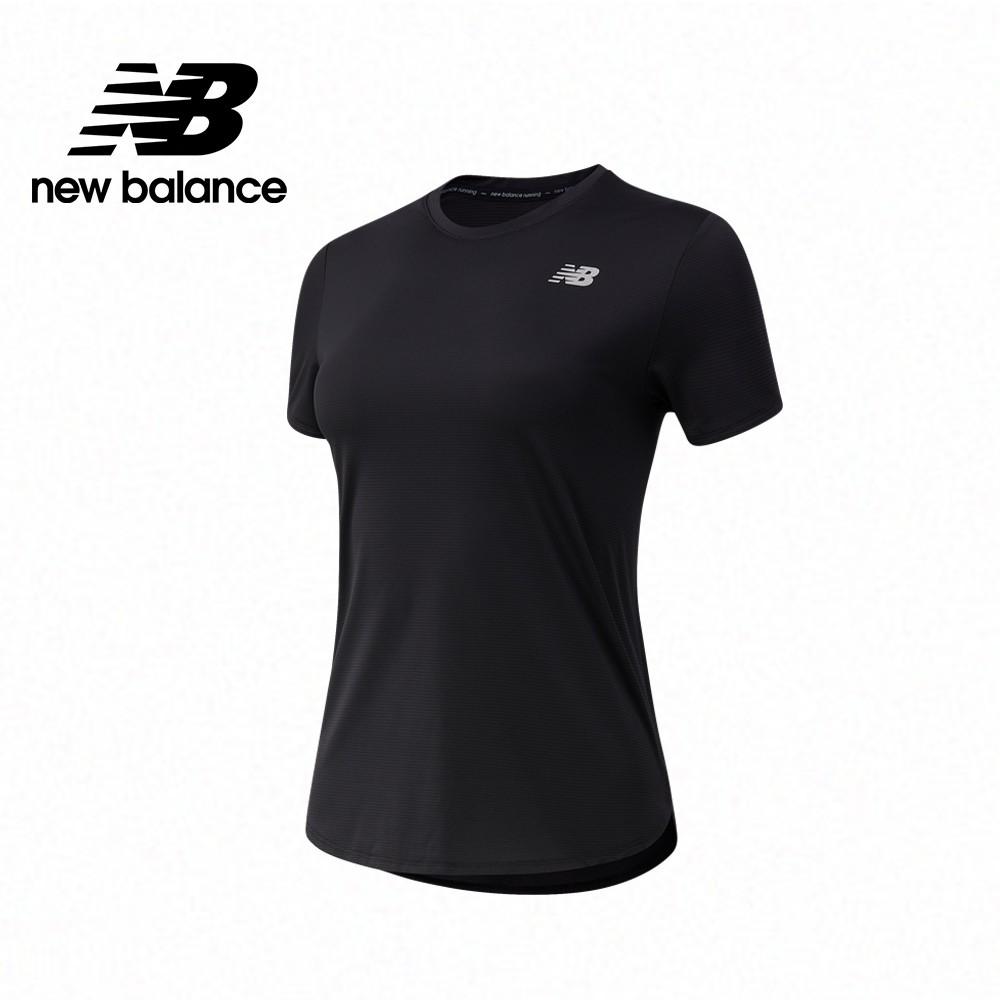 【New Balance】 Dry短袖T_女款_黑色_AWT11220BK