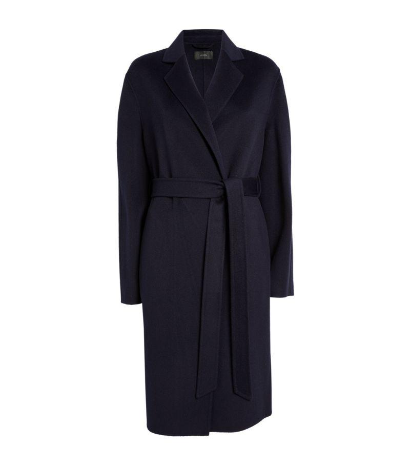 Joseph Wool-Cashmere Long Cenda Coat