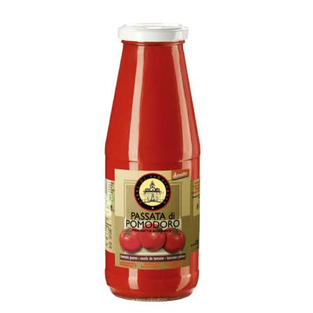 【山舅舅】義大利原味蕃茄6瓶(700g/瓶)
