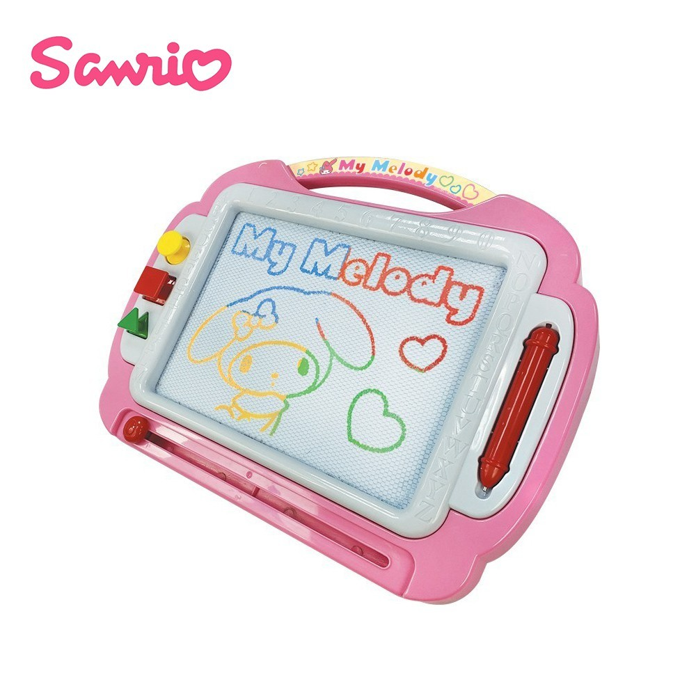 sanrio三麗鷗美樂蒂 塗鴉繪圖板