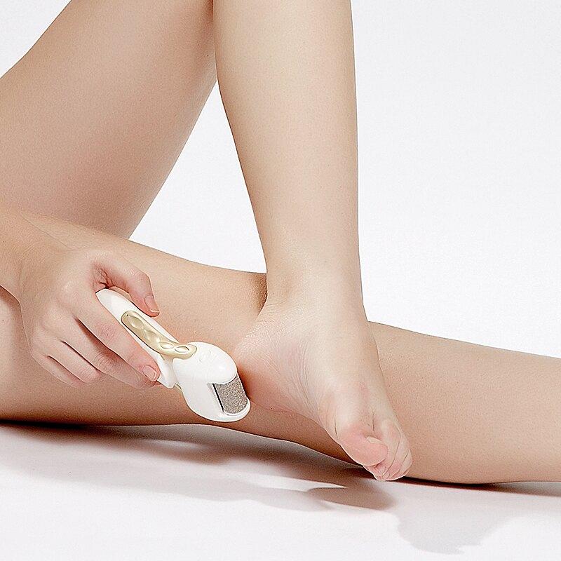 自動磨腳皮電動充電式磨腳神器去腳皮死皮老繭刀修足機修腳器后跟