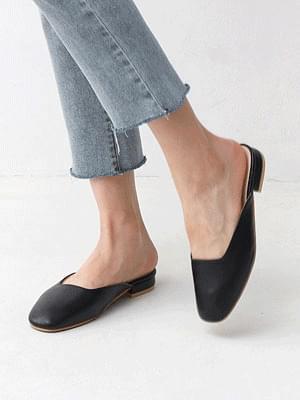 韓國空運 - Isshu Square Outcut Blocker 9086 樂福鞋