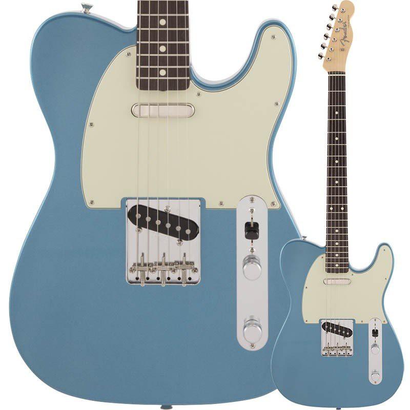 Fender MIJ 2021 TRADITIONAL II 60S TELE RW 電吉他 公司貨 【宛伶樂器】