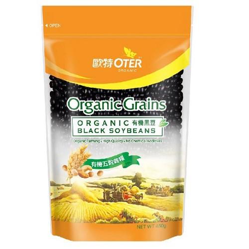 歐特 有機黑豆 450g/包(另有3包特惠)
