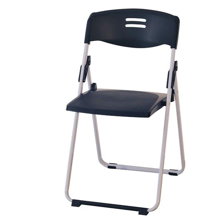 【KB334-8】折合椅(黑)